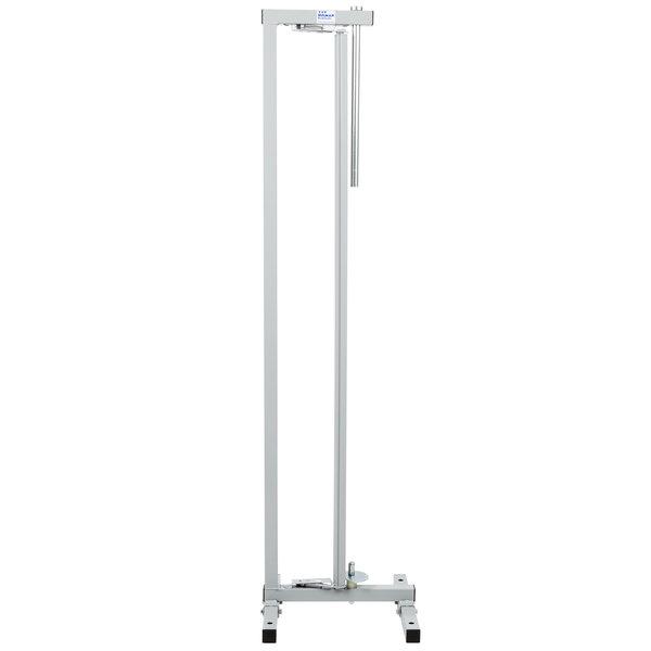 "Bulman R996-48 48"" Vertical One Roll Paper Rack"