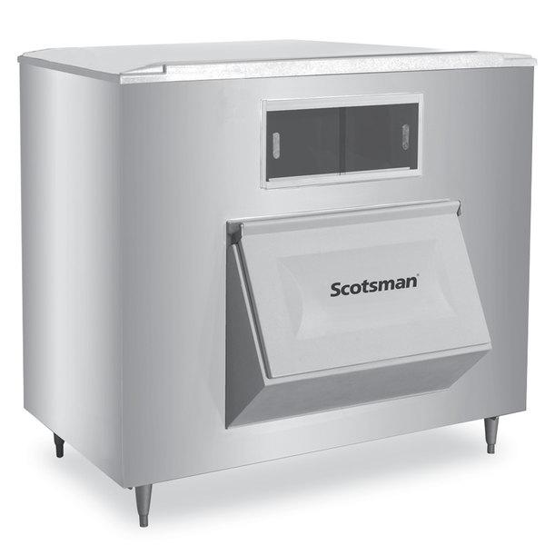 Scotsman BH1300SS-A Ice Storage Bin - 1400 lb. Main Image 1