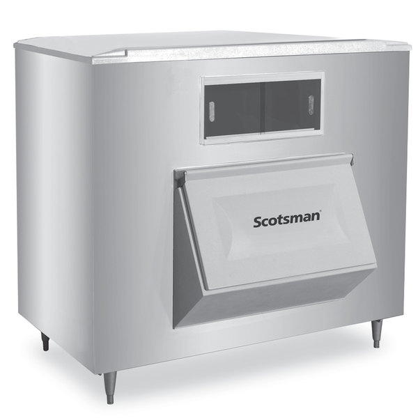 Scotsman BH1600SS-A Ice Storage Bin - 1755 lb. Main Image 1