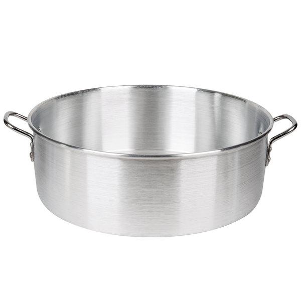 Town 34618 26 Qt. Aluminum Steamer Water Pan