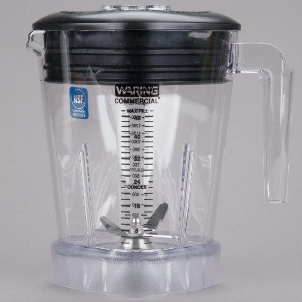 Waring CAC93X The Raptor 48 oz. Clear Copolyester Blender Jar