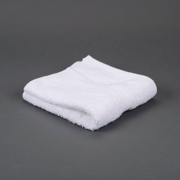"""Pack of 12 Hotel Hand Towel - Gold 16"""" x 30"""" 86/14 Cotton-Polyester Blend 4 lb."""
