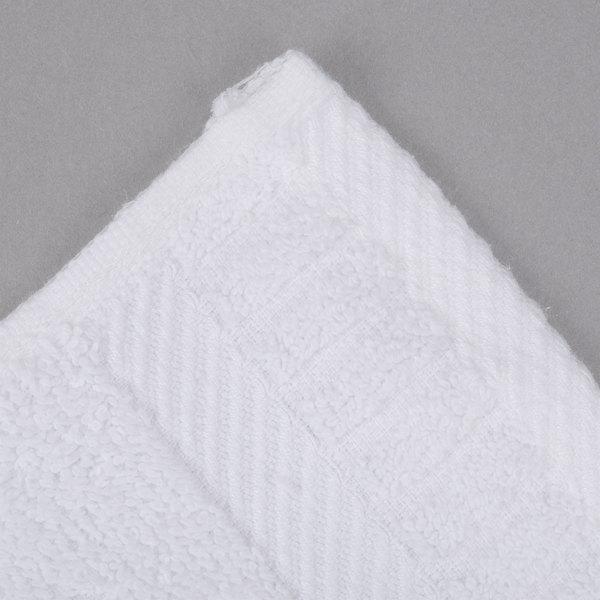 Oxford Signature 13 X 13 100 2 Ply Cotton Wash Cloth 1 5 Lb 12 Pack