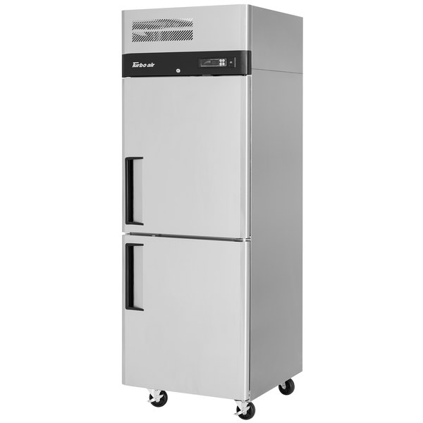 "Turbo Air M3F24-2-N M3 Series 29"" Solid Half Door Reach In Freezer"