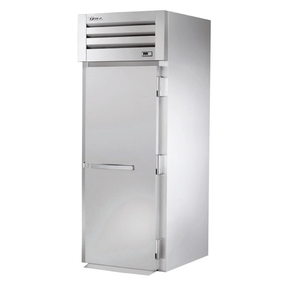 True STG1RRI-1S Specification Series One Section Solid Door Roll In Refrigerator