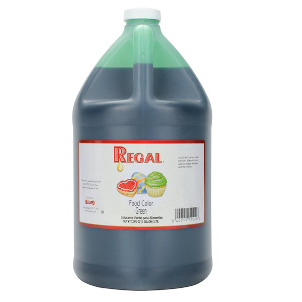 Food Coloring - 1 Gallon