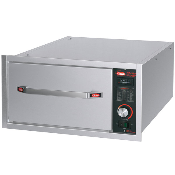 Hatco HDW-1BN Built-In Narrow One Drawer Warmer - 240V, 450W Main Image 1