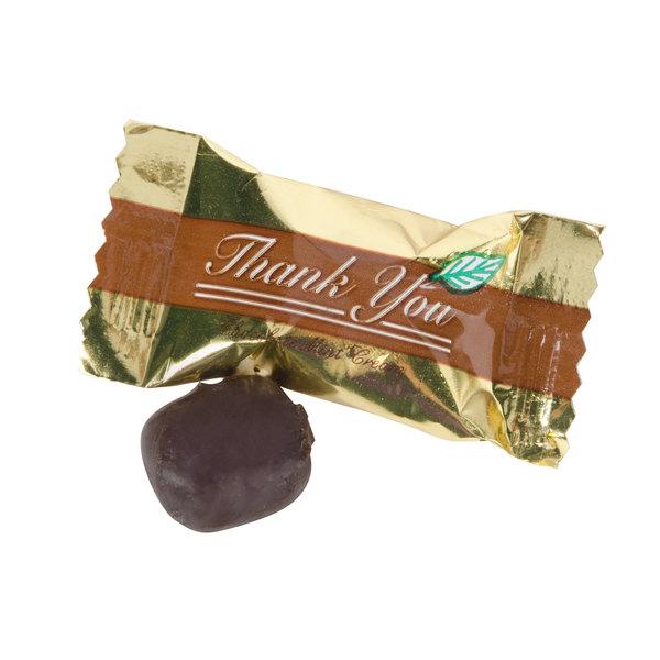 Customizable Chocolate Mint Creams - 1000/Case