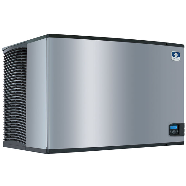 "Manitowoc IY-1804A Indigo Series 48"" Air Cooled Half Size Cube Ice Machine - 208V, 1 Phase, 1860 lb."