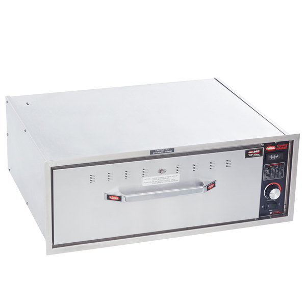 Hatco HDW-1 Freestanding One Drawer Warmer - 208V, 450W Main Image 1