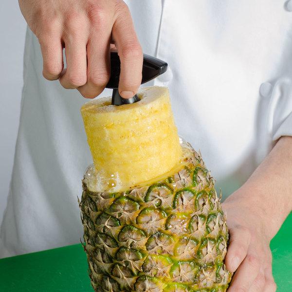 Vacu Vin 4852260 3-in-1 Pineapple Corer / Slicer / Peeler
