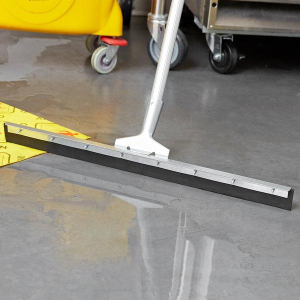 """Unger FE600 AquaDozer Eco Straight 24"""" Floor Squeegee"""