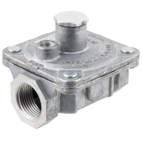 "Dormont RV48CL-42 3/4"" Convertible Gas Regulator - 250,000 BTU Capacity Main Image 1"