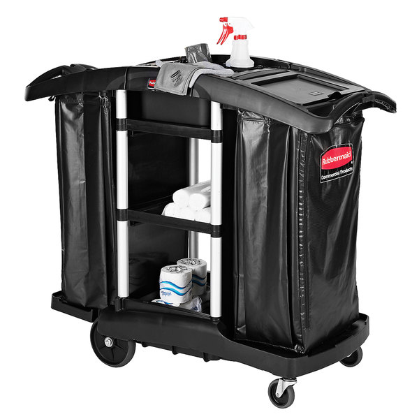 Rubbermaid 1861441 Executive High Capacity Janitor