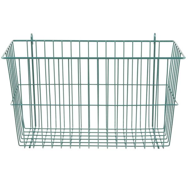 """Metro H212K3 Metroseal 3 Storage Basket for Wire Shelving 17 3/8"""" x 7 1/2"""" x 10"""""""