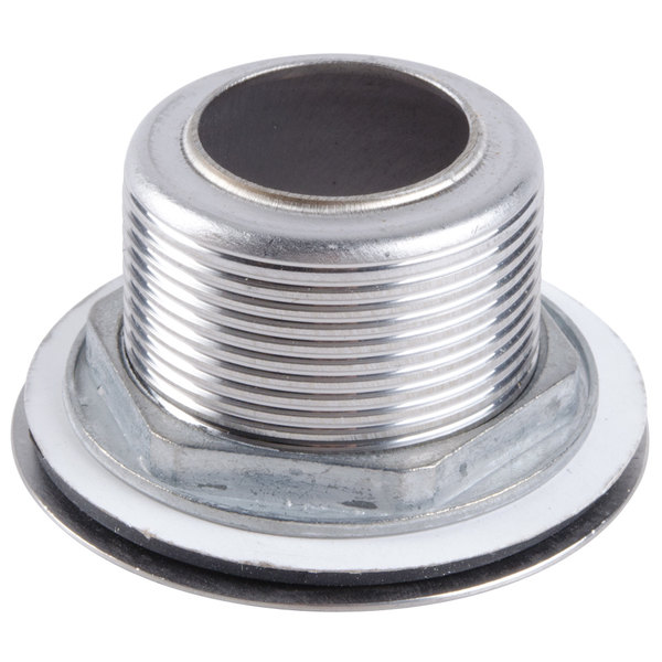 Nemco 77330 Spadewell Drain With Gasket And Flange Nut For