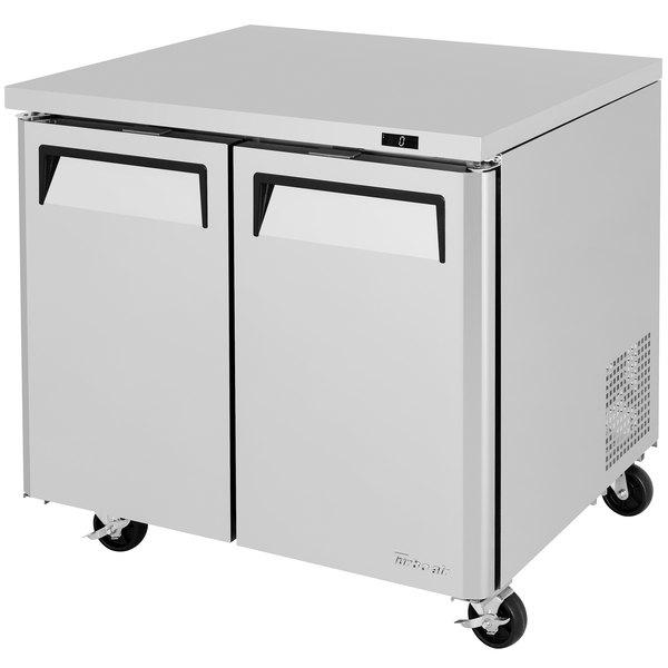 """Turbo Air MUF-36-N M3 Series 36"""" Undercounter Freezer Main Image 1"""