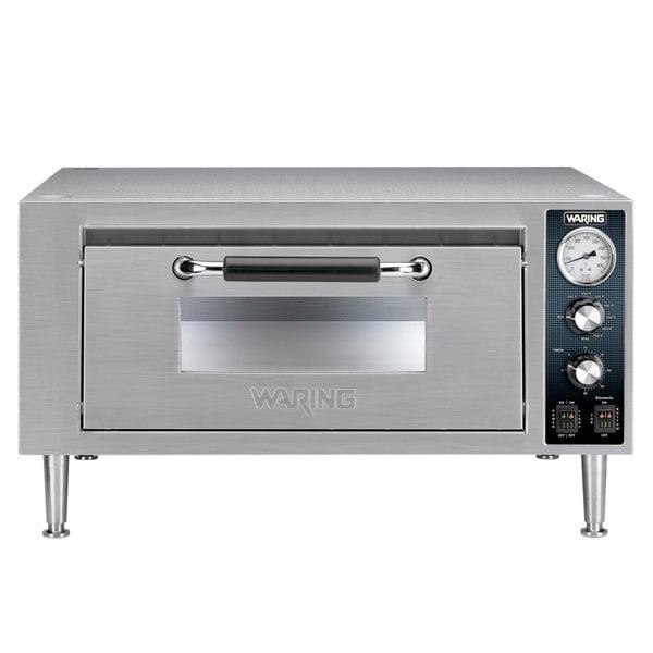 Waring WPO500 Single Deck Countertop Pizza Oven - 120V