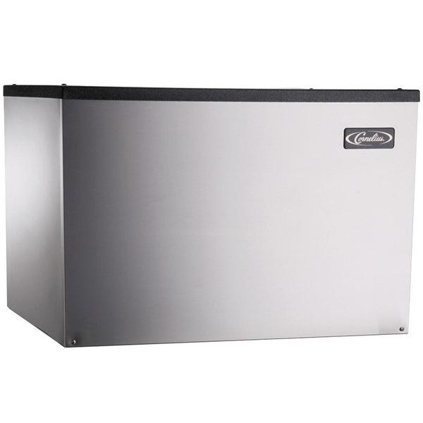 """Cornelius CCM0330AH1 Nordic Series 30"""" Air Cooled Half Size Cube Ice Machine - 350 lb."""