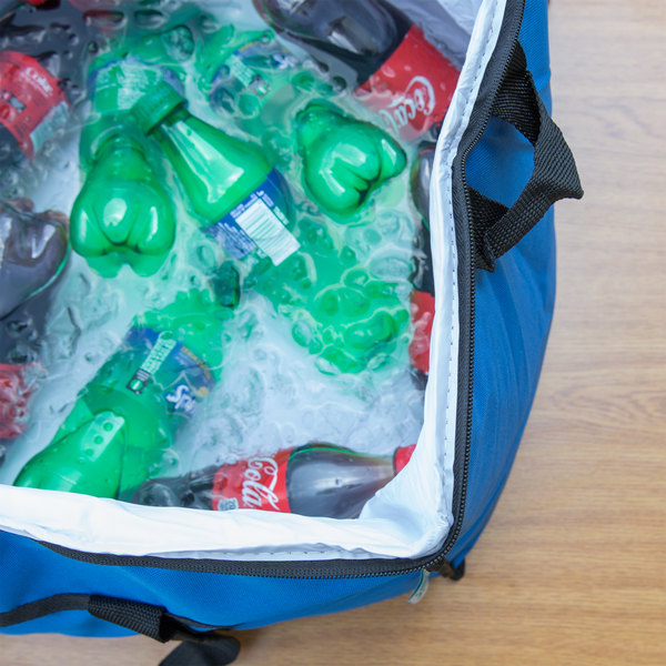 6de5052bab92 Choice Insulated Leak Proof Cooler Bag / Soft Cooler, Blue Nylon 22