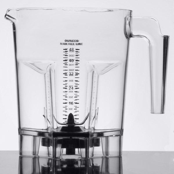 Waring 503439 32 - 48 oz. Eastman Blender Jar with Blending Assembly for Blenders Main Image 1