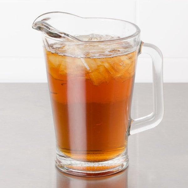 Bromley Black with Peach Iced Tea 1 oz. Bags - 48/Case