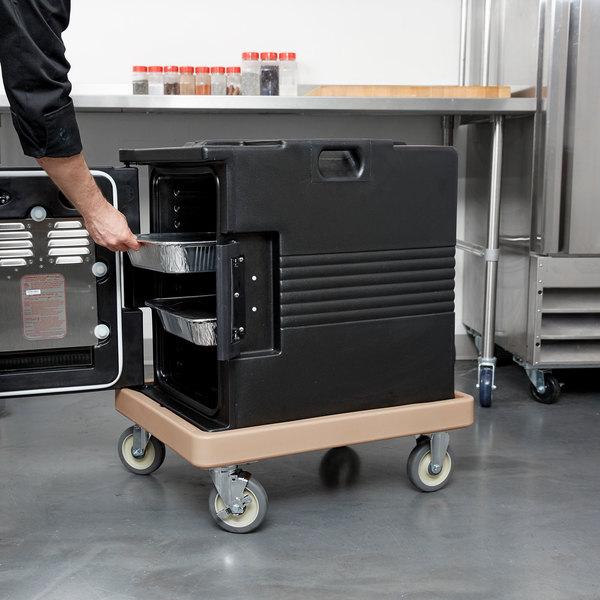 Cambro CD400157 Coffee Beige Camdolly for Cambro UPC 400