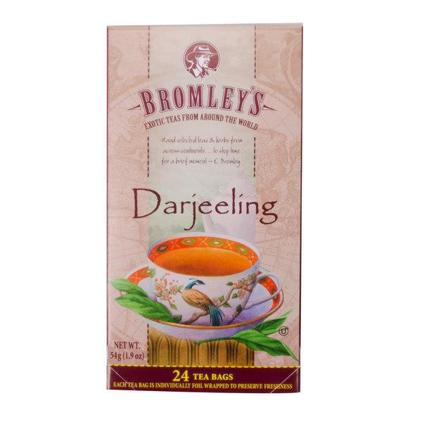 Bromley Exotic Darjeeling Tea - 24/Box