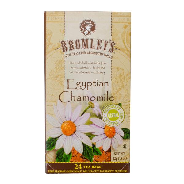 Bromley Exotic Egyptian Chamomile Tea - 24/Box