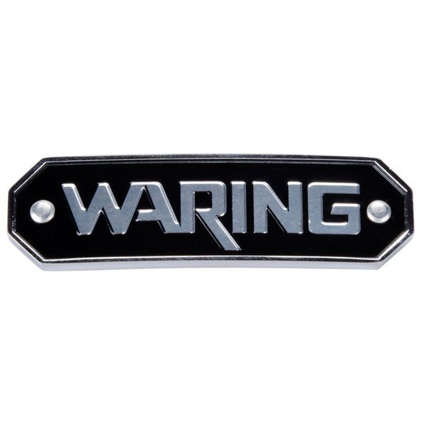 Waring 030689 Name Plate for Drink Mixers Main Image 1