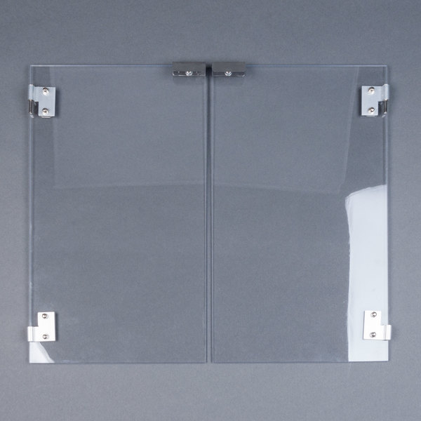 Carnival King PM30DOOR Replacement Doors for PM30R and PMW17R Royalty Series Popcorn Poppers