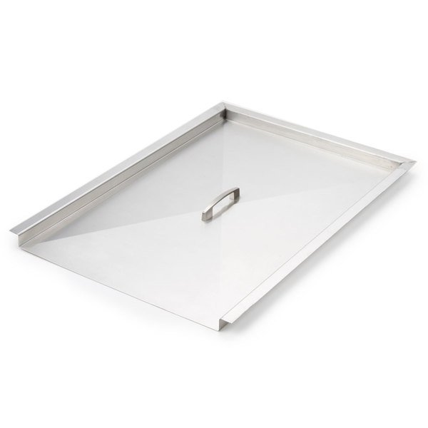 Frymaster 1062470SP Cover for SM80G and D80G Fryers without Basket Lifts Main Image 1