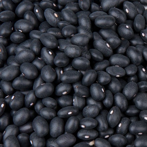 Dried Black Beans - 20 lb.