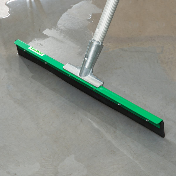 "Unger FP450 AquaDozer Heavy Duty 18"" Straight Floor Squeegee"