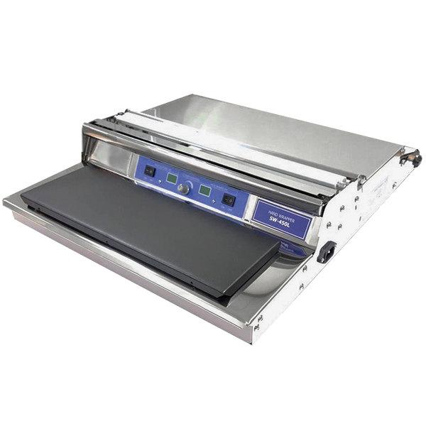 Single Roll Film Wrapping Machine Main Image 1