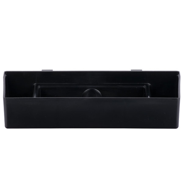 Bunn 28268.0000 Molded Black Drip Tray for FMD3 Coffee Brewers