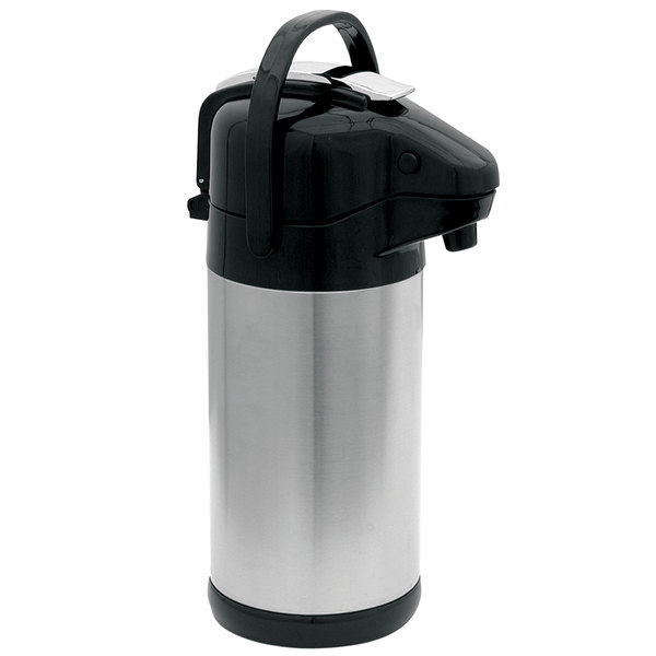 2.5 Liter Stainless Steel Airpot with Lever