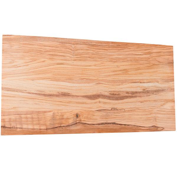 6 x cutting board olive wood 22 x 13 cm  8.6 x 5 inches