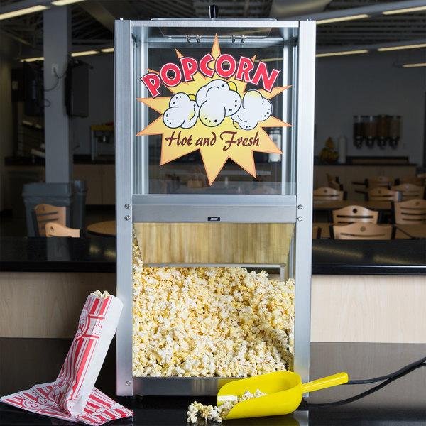"Paragon 2190210 15"" Popcorn / Nacho Warmer"