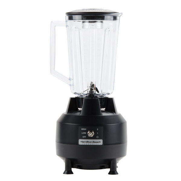 Hamilton Beach HBB908 1/2 hp 44 oz. Commercial Bar Blender - 120V
