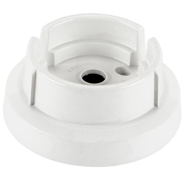 Waring 019605 White Blender Jar Adapter