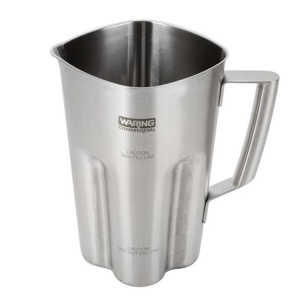 Industrial Size Blenders ~ Waring oz stainless steel jar for blenders