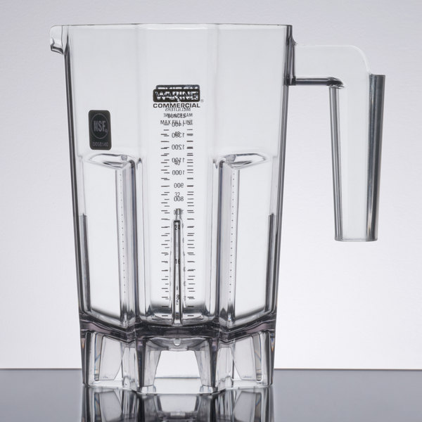 Waring 030855 48 oz. Jar for MMB and CAC106 Blenders