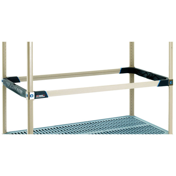 "Metro M4F1872 18"" X 72"" 4-Sided Storage Level Frame for MetroMax iQ Shelving"