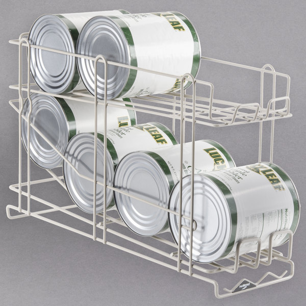 Metro CR24E Can Rack for #5 or #10 Cans for MetroMax iQ Shelving