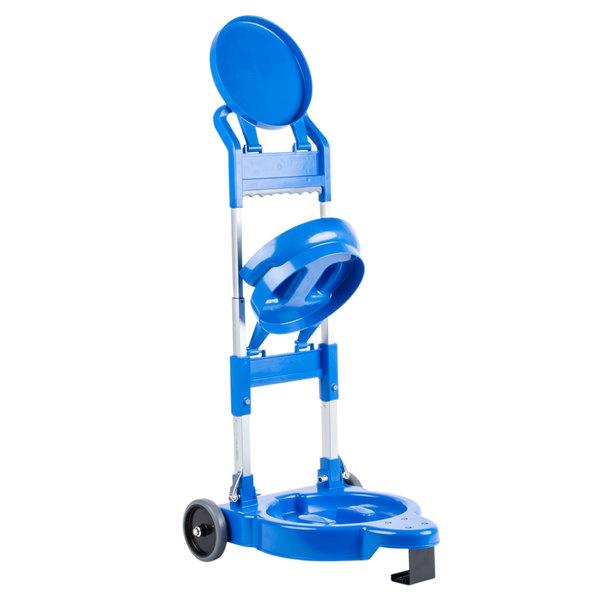 San Jamar SICART61 Saf-T-Ice Cart for 5 Gallon Ice Bucket