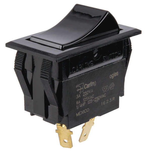 Bunn 06536.0000 On / Off Switch for G9, G92 & LPG2 Coffee Grinders Main Image 1
