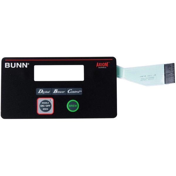 Bunn 38876.0002 Switch Membrane