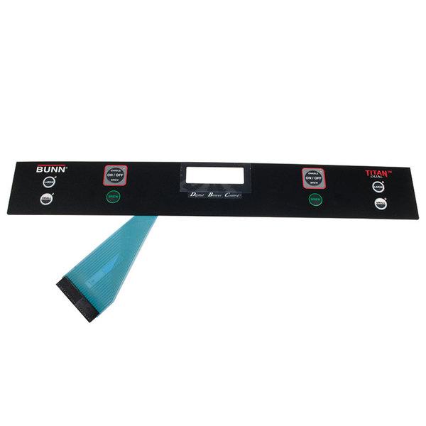Bunn 39544.0000 Switch Membrane Main Image 1