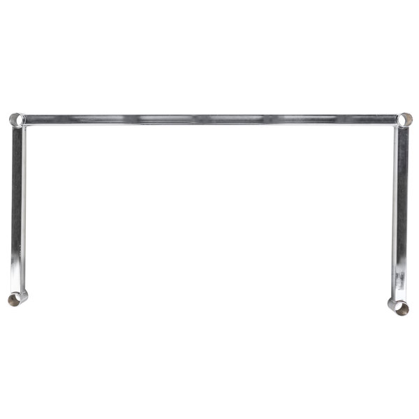 Regency Three Sided Chrome Epoxy 18 inch x 36 inch Frame for Wire Shelving